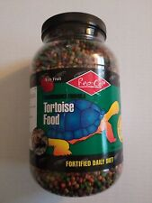 Rep-Cal Tortoise Food, 3-Pound