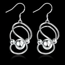 Dangle Bead Women Earrings Ep071 Fashion Jewelry 925 Silver Accessories 8
