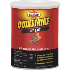 Quickstrike 1 Lb. Granular Outdoor Attractant Fly Bait Killer 100508299