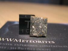 Nwa 12741 - Polymict Diogenite - Up to 2 mm low-Ca pyroxene + plagioclase grains