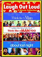 About Last Night + Think Like a Man + Think Like a Man Too 2 Region 1 DVD New
