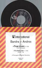 """7""""   Sandra + Andres – What Do I Do"""