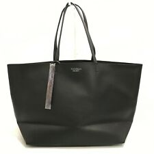 New Victoria's Secret Bag Large Shopper Style Black Smart Casual Everyday 191083