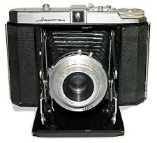 DACORA 120 pieghevole FORMATO MEDIO Roll Film Camera 1952 RARA VINTAGE DA COLLEZIONE