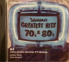 TELEVISION'S GREATEST HITS 70's & 80's - 65 Tracks