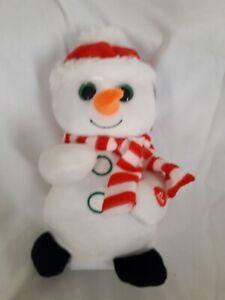 12 inch Musical Christmas Snowman Brand new