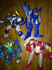 Transformers Beast Hunters Abominus parts lot junk mcdonalds soundwave ravage