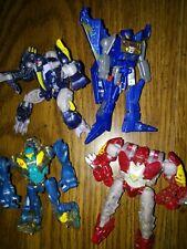 Transformers Beast Hunters Abominus parts lot junk mcdonalds soundwave ravage