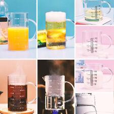 Messbecher Glaswaren Hitzebeständiger Borosilikatglas Messbecher zum Backen