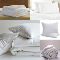 Warm Cosy Quilt Hollowfiber Duvet Single Double King Super King + 2 Free Pillows