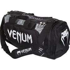 Venum Trainer Lite Sports Bag - Black / Grey Mma Ufc Bjj