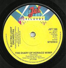 ELECTRIC LIGHT ORCHESTRA - THE DIARY OF HORACE WIMP -JET 1979 - 70s CLASSIC ROCK