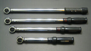 Craftsman Torque Wrench USA [ Choose Model ]