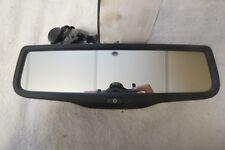 11 12 13 2013 Dodge Durango Rear View Mirror w/Auto Dim, Hi-Beam OEM 2049M
