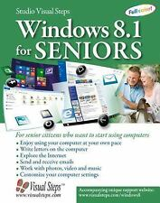 Windows 8 for Seniors: For Senior Citizens Who Want to Start Using-ExLibrary