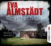 EVA ALMSTÄDT - GRABLICHTER: PIA KORITTKIS VIERTER FALL 4 CD NEW