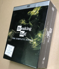 Breaking Bad: The Complete Series (DVD, 2014, 21-Disc Set)