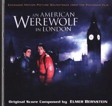 AN AMERICAN WEREWOLF IN LONDON Elmer Bernstein SCORE & SONGS
