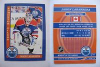 2015 SCA Norm Foster Edmonton Oilers goalie never issued produced #d/10