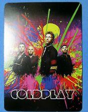 Coldplay Single Swap Playing Card - 1 card