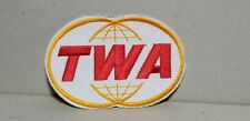 TRANS WORLD AIRLINES REPRODUCTION PATCH