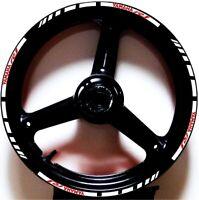 Choice of Colour 1998 99 1000 01 8 x Yamaha YZF R1 Wheel Rim Decals Stickers