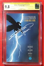 Batman The Dark Knight Returns #1-CGC 9.8 SS FRANK MILLER/ KLAUS JANSON