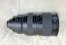 Comiscar Zoom Lens C Mount  22-60mm Zoom F 1.8 Very Clean