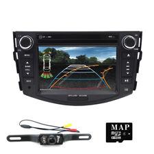 2006-2011 TOYOTA RAV4 Car CD DVD Player 2 DIN GPS Navigator Stereo Radio Camera