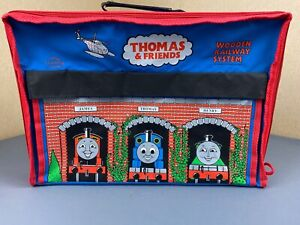 Thomas and Friends Learning Curve LC99701 Wooden Railway Storage Bag