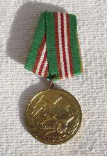 ORDINE MEDAGLIA ALBANIA REPUBBLICA POPOLARE per servizio militare 1. Klasse