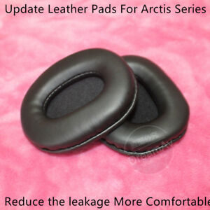 Ear Pads Earmuff Cushions Cups Covers for SteelSeries Arctis 3 5 7 9H Headphones