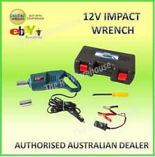 12 Volt Impact Wrench 4WD Wheel Sockets Power Tool Accessories Parts