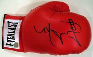 Miguel Cotto Autographed Boxing Glove ASI Proof