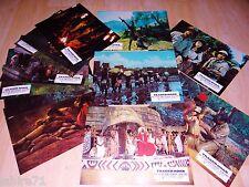 TRADER HORN ! jeu 12 photos cinema lobby card afrique zoulou