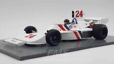 Spark 18S406 1/18 Scale 1975 Hesketh 308 James Hunt P1 Netherlands GP F1 Model