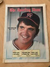 APRIL 24,1971-THE SPORTING NEWS-TONY CONIGLIARO OF THE CALIFORNIA ANGELS