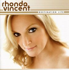 Rhonda Vincent - Destination Life [New CD]