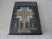 Shane Willard 5-CD Audiobook ~ FOUNDATIONS Church God Christ Christianity