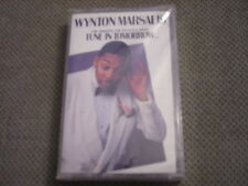 SEALED RARE PROMO Wynton Marsalis CASSETTE TAPE Tune In Tomorrow soundtrack JAZZ