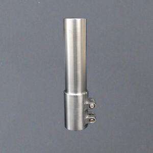 Titanium Bike Stem Extender Riser Head Up-Adapter 1-1/8 82/102/122/142/162/182