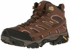 Merrell Moab 2 Mid Goretex BOOTS Mens Earth 12
