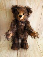 """Werkstatt German Artist Teddy Bear Mohair Full Jointed 11"""""""
