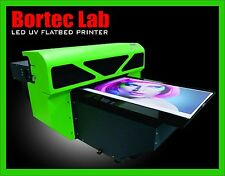 BORTEC LAB 8-COLOR 5760*2880 dpi A2 16.5X34.5 FLATBED LED UV PRINTER
