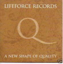 (918V) Lifeforce Records A New Shape of Quality - DJ CD