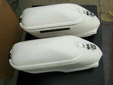 BMW /2 R50 R60 R69 R69S Buco Twinmaster Saddlebags saddle bags & brackets NEW