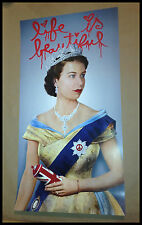 MR BRAINWASH QUEEN ELIZABETH LIFE IS BEAUTIFUL LITHOGRAPH POSTER PRINT RARE!