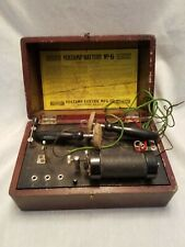 "Voltamp Battery No. 6 ""Majestic"" Antique Electrotherapy Device"