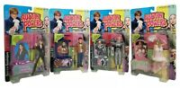 Lot Of 4 1999 Mcfarlane Austin Powers Myers Movie Series 2 Action Figure Toys