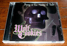 CD: Wolf Cookies - Dying in the House of Fools / Psychedelic Rock Cleveland NM